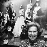 Eileen Ford, de Fords Models Inc., en Nueva York. Ford moldeó los estándares de belleza de una generación. Foto EDH/AP