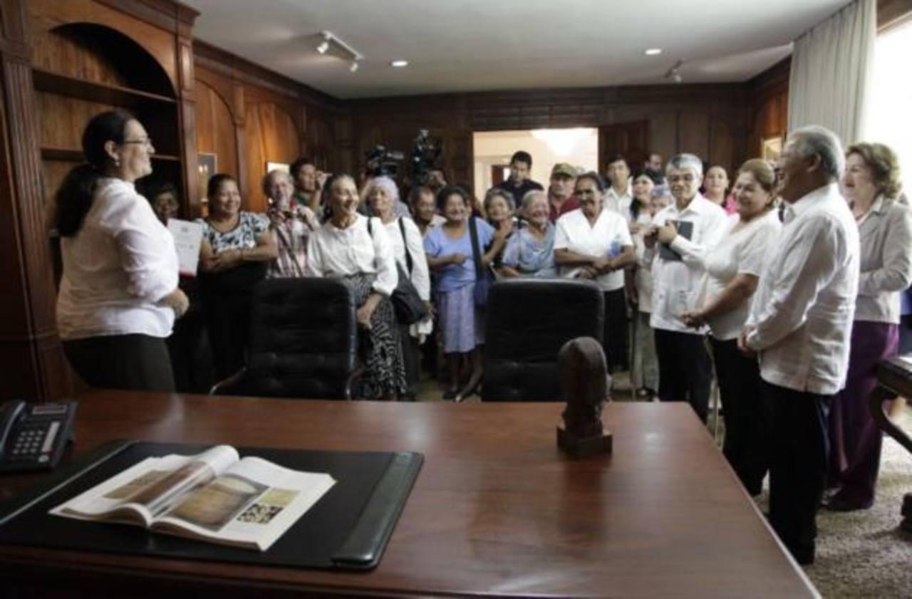 Residencia Presidencial abre sus puertas a encuentros ciudadanos