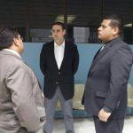Muyshondt enfrenta audiencia en juzgado por demanda interpuesta por Funes