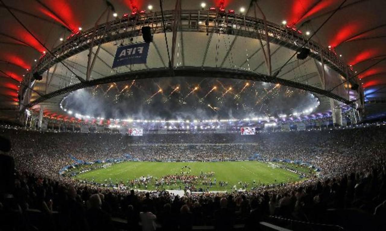 Unos 515 mil aficionados asistieron a razón de 74 mil por día a los siete partidos que fueron disputados en el Maracaná.