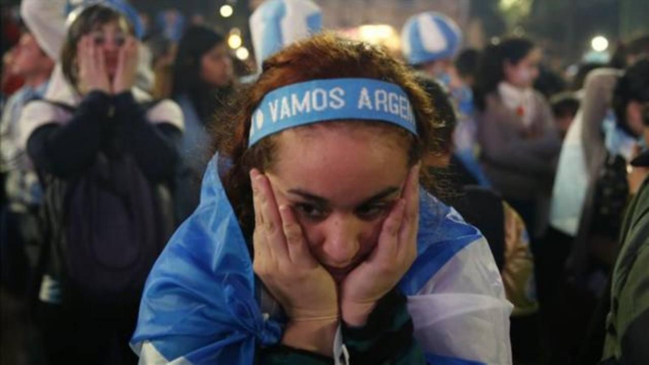 Los 10 rostros de la tristeza argentina