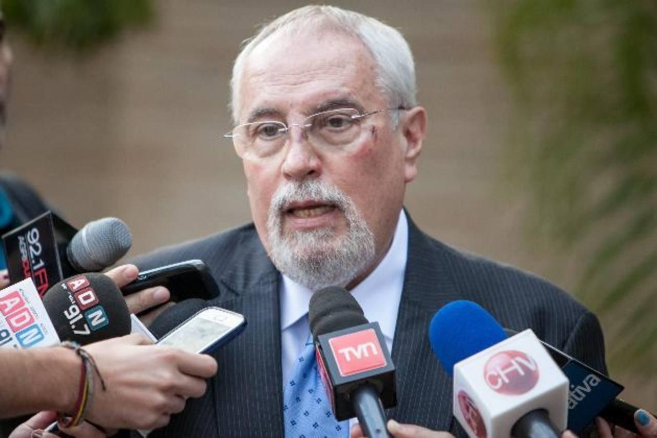 Ramón Guillermo Aveledo dirigió la secretaría ejecutiva de la coalición cinco años. EDH
