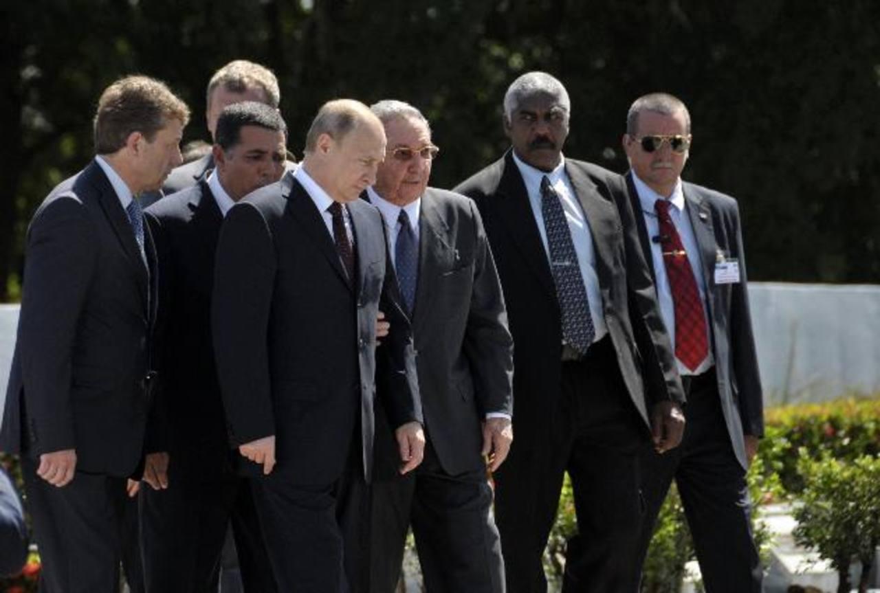 Moscú condonó la deuda que Cuba había contraído con la desaparecida Unión Soviética . foto EDH /ap