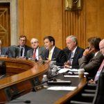 El Comité de Relaciones Exteriores del Senado trató la crisis desatada con los miles de menores migrantes que han atascado los albergues en las fronteras de EE. UU. foto edh / tomás guevara