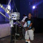 Por cuatro años laboró para el Canal 99, de Santiago de María, en Usulután, como periodista y camarógrafo. Foto EDH