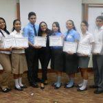 Con el programa se promueve la formación universitaria de jóvenes salvadoreños con talento. Foto / Cortesía