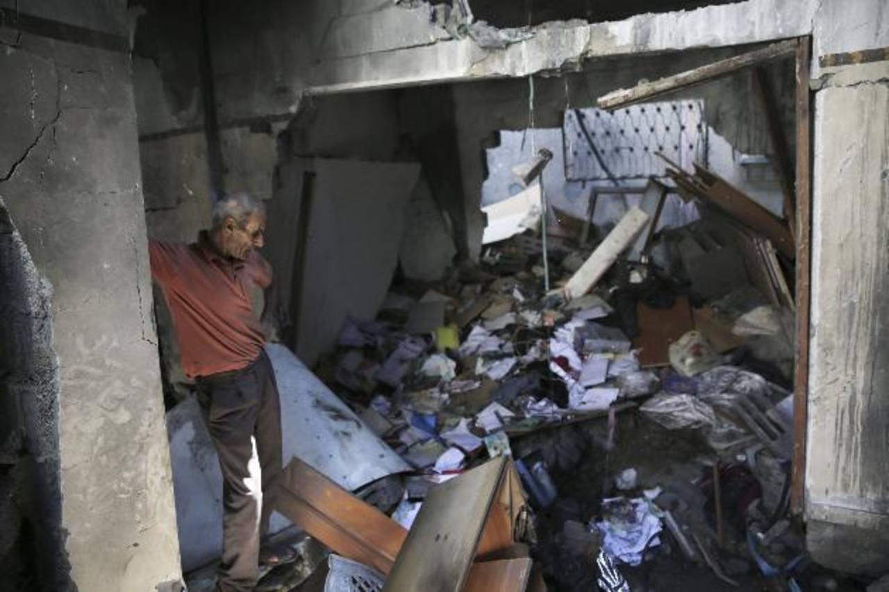 Reinician bombardeos en Gaza tras tregua de cinco horas
