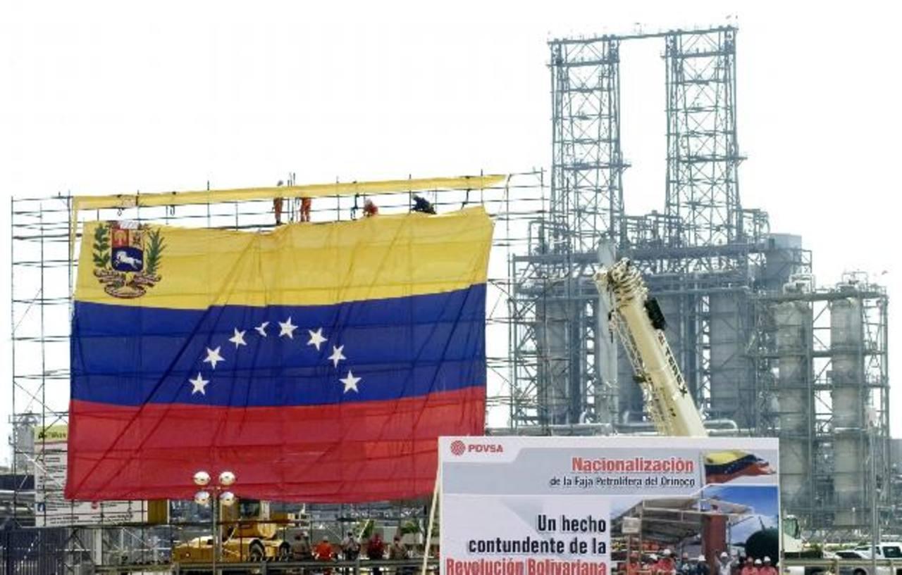 Venezuela envía más de 500 barriles de crudo a diario.Foto EDH