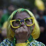 Los 10 rostros de frustración de Brasil
