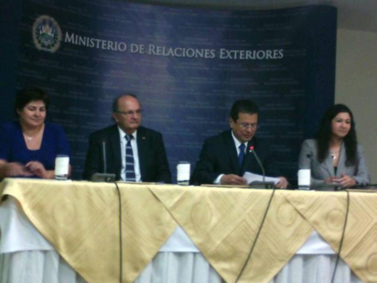 Conferencia de presa sobre el fenómeno de la migración infantil