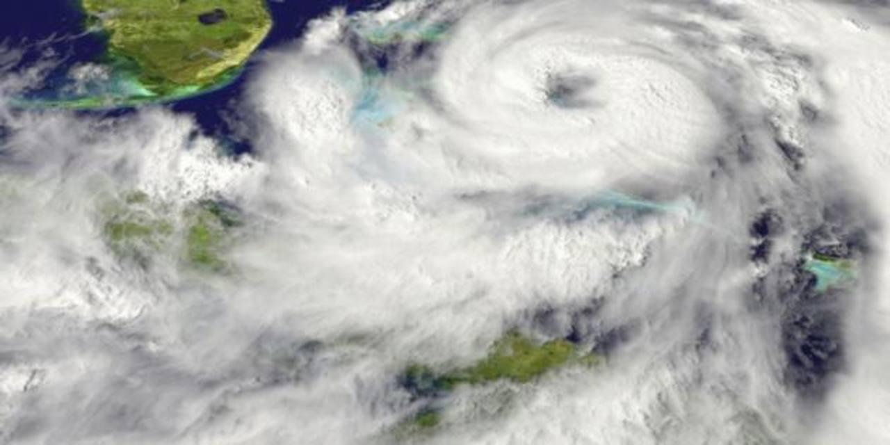 La tormenta tropical Elida se formó en el Océano Pacífico.