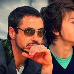 Robert Downey Jr. agradece por el arresto de su hijo