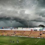 Fotos: Tormenta sorprende a salvadoreños