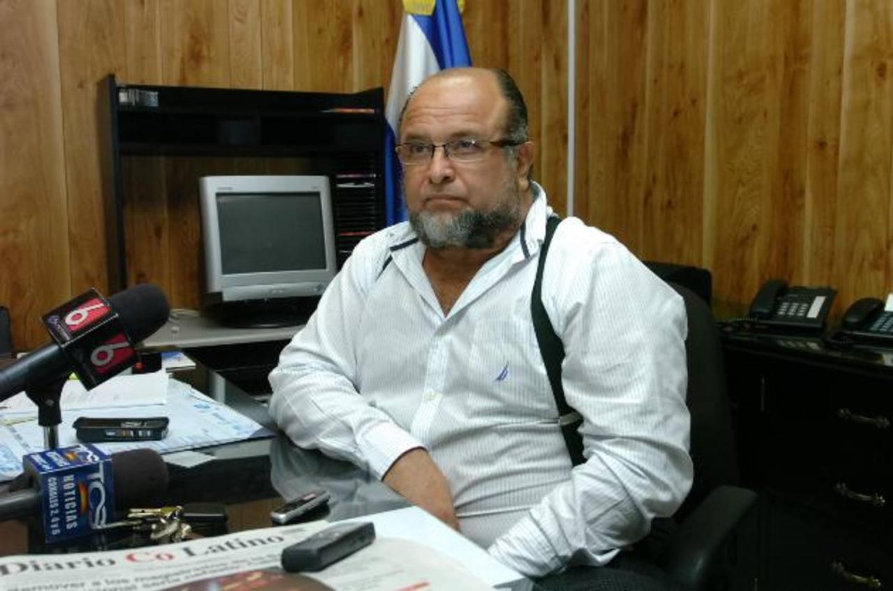 Canjura no podrá ser considerado como magistrado para los próximos cinco años. Foto edh/Marlon Hernández