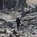 ONU contabiliza 200,000 personas desplazadas en Gaza