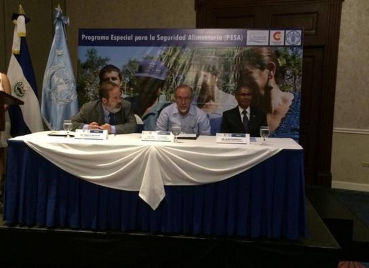 Clausura del Programa Especial para la Seguridad Alimentaria (PESA)
