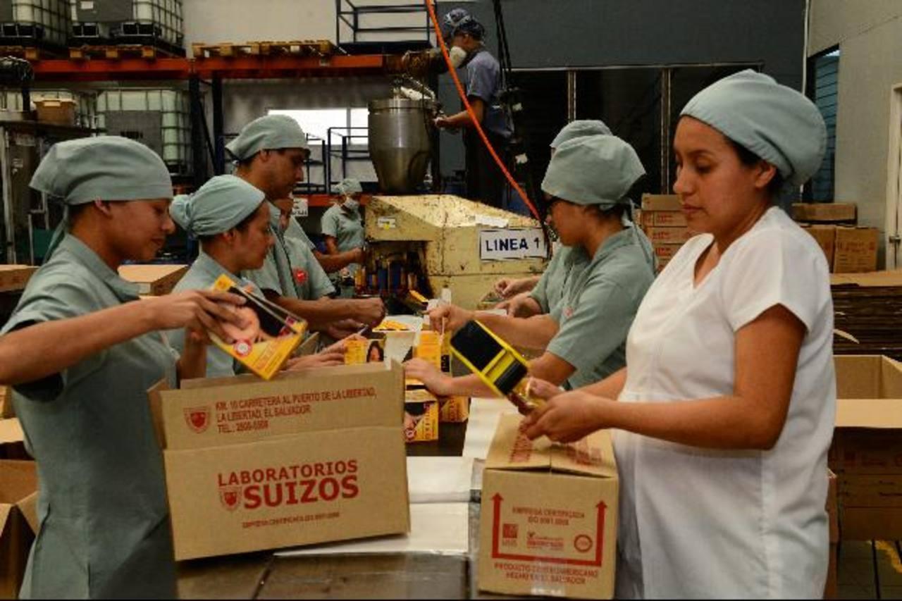 El grupo es de los mayores exportadores farmacéuticos del país gracias a la efectividad de sus productos. Fotos edh / César Aviles