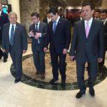 Presidentes de Centroamérica se reúnen con representantes del BID