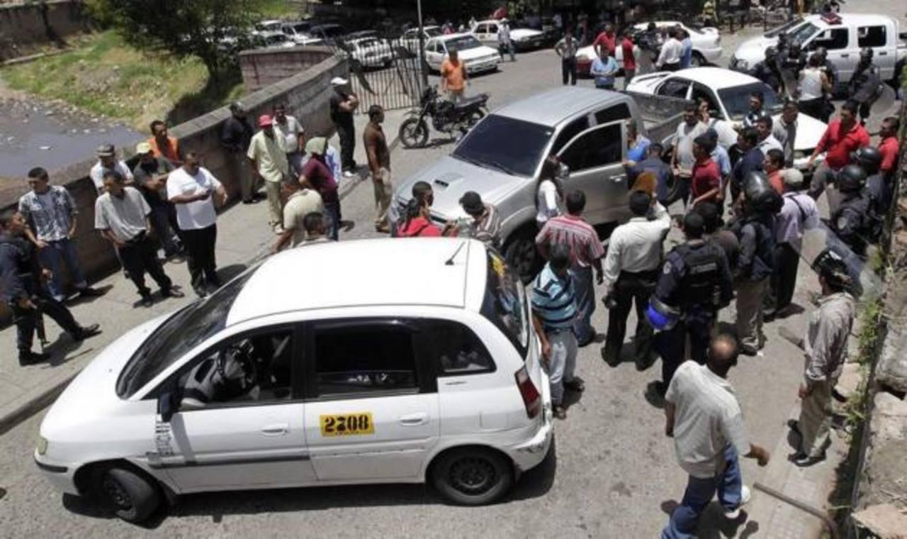 Diputado hondureño mata a taxista, compañeros de víctima impidieron fuga del legislador