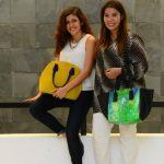 Alessandra y Violeta, creadoras de Vessa. Entérate de más en www.mujereselsalvador.com FOTO/ cesar avilés.