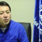 El Secretario General, Manuel Rodríguez, confirmó la noticia en entrevista radial. foto edh