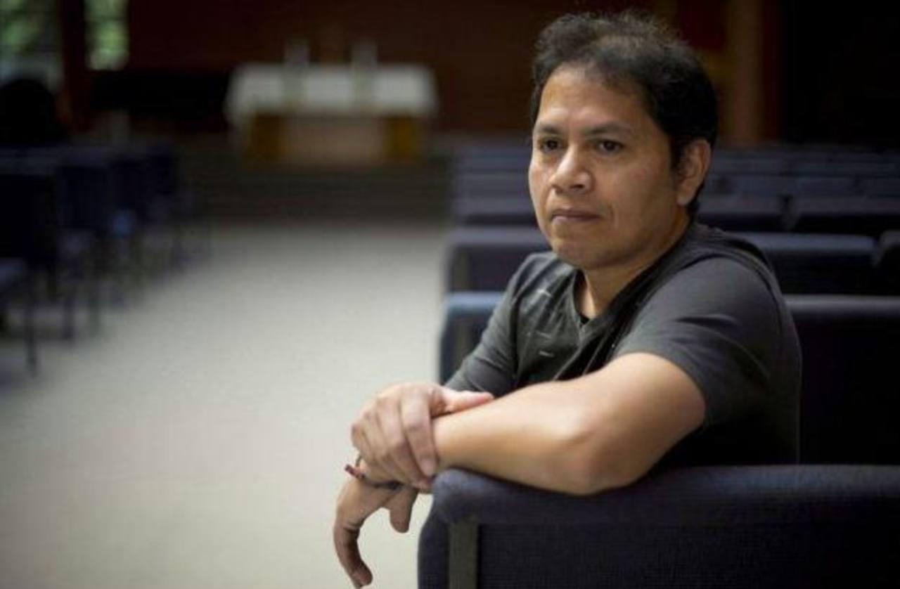 El salvadoreño José Figueroa está a la expectativa de la resolución de la corte canadiense sobre su situación migratoria.