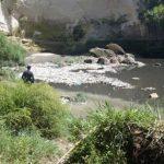 Esta mañana, la Policía halló un cadáver en el río Tomayate, en Cuscatancingo.