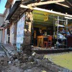 Según las autoridades guatemaltecas, casi un centenar de viviendas quedó destruido. Foto edh / cortesía de Prensa libre