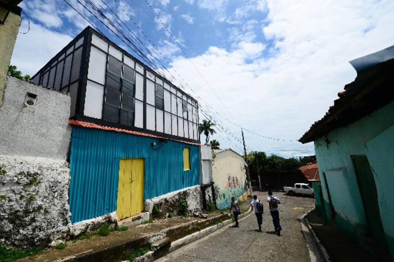 La Casa Alegre está ubicada en el centro de la ciudad de Alegría, Usulután. FOTOS EDH /René quintanilla/Cortesía
