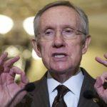 El líder de la mayoría demócrata en el Senado estadounidense, Harry Reid, criticó los esfuerzos republicanos para deportar a los jóvenes. foto edh / archivo