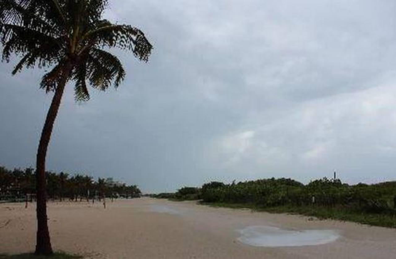 La costa este de la Florida en alerta ante la tormenta tropical Arthur.