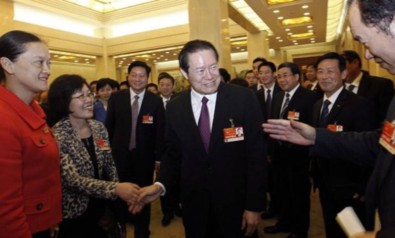 China investiga un alto dirigente del PCCH por corrupción