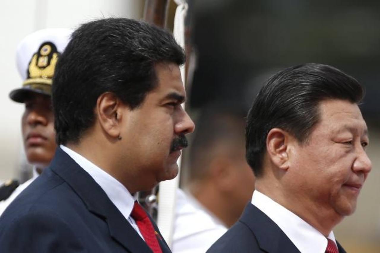 China es un importante socio o aliado venezolano en los campos político, tecnológico y petrolero. Foto EDH / Archivo