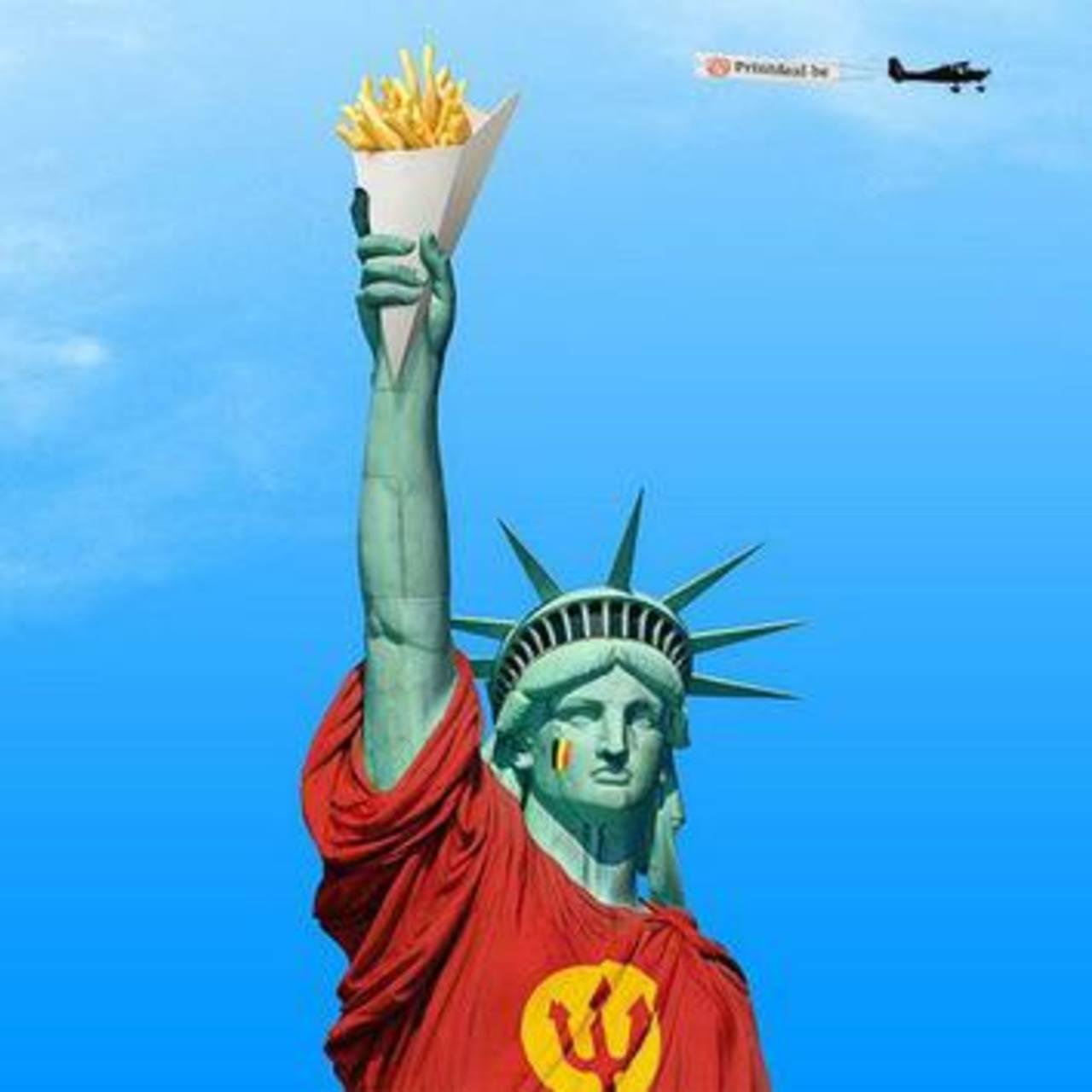 Memes de la eliminación de EE.UU. ante Bélgica