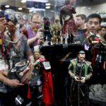 Fotos: Se lleva a cabo el popular Comic-Con