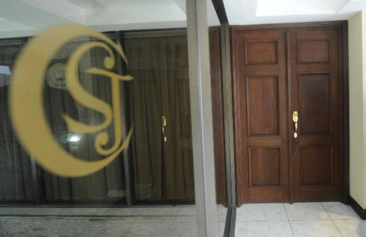 CSJ conforma ternas de candidatos a magistrados del TSE