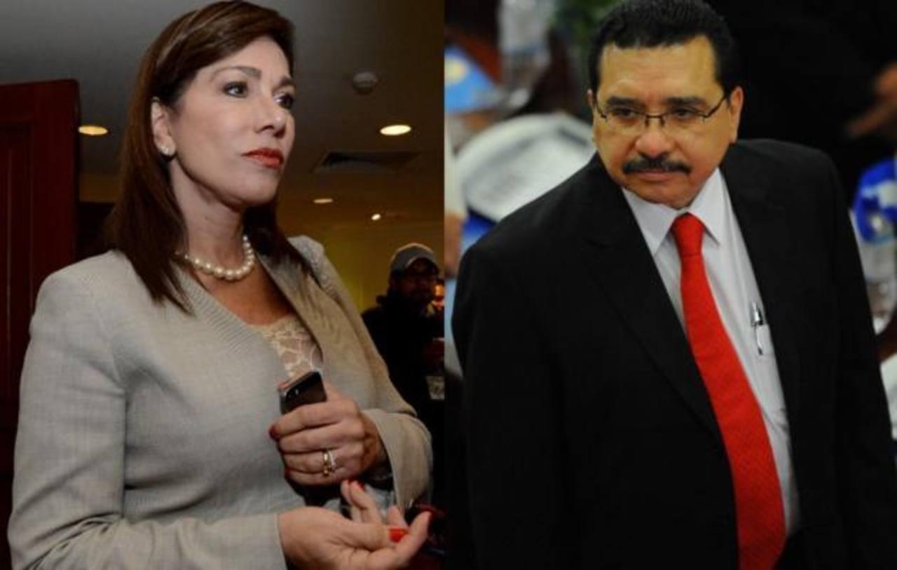 Ana Vilma de Escobar valora pedir disculpas para evitar antejuicio