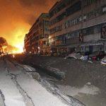 Al menos 15 muertos y 243 heridos por explosión tras filtración de gas en Taiwán