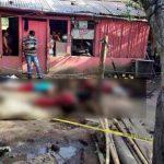 Asesinan a tiros a cinco miembros de una misma familia en Honduras