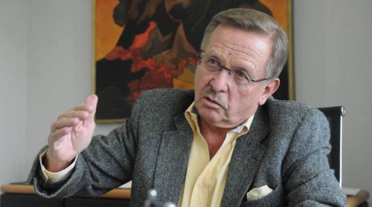Jaime Mantilla, jefe del diario Hoy. foto edh / eluniverso.com