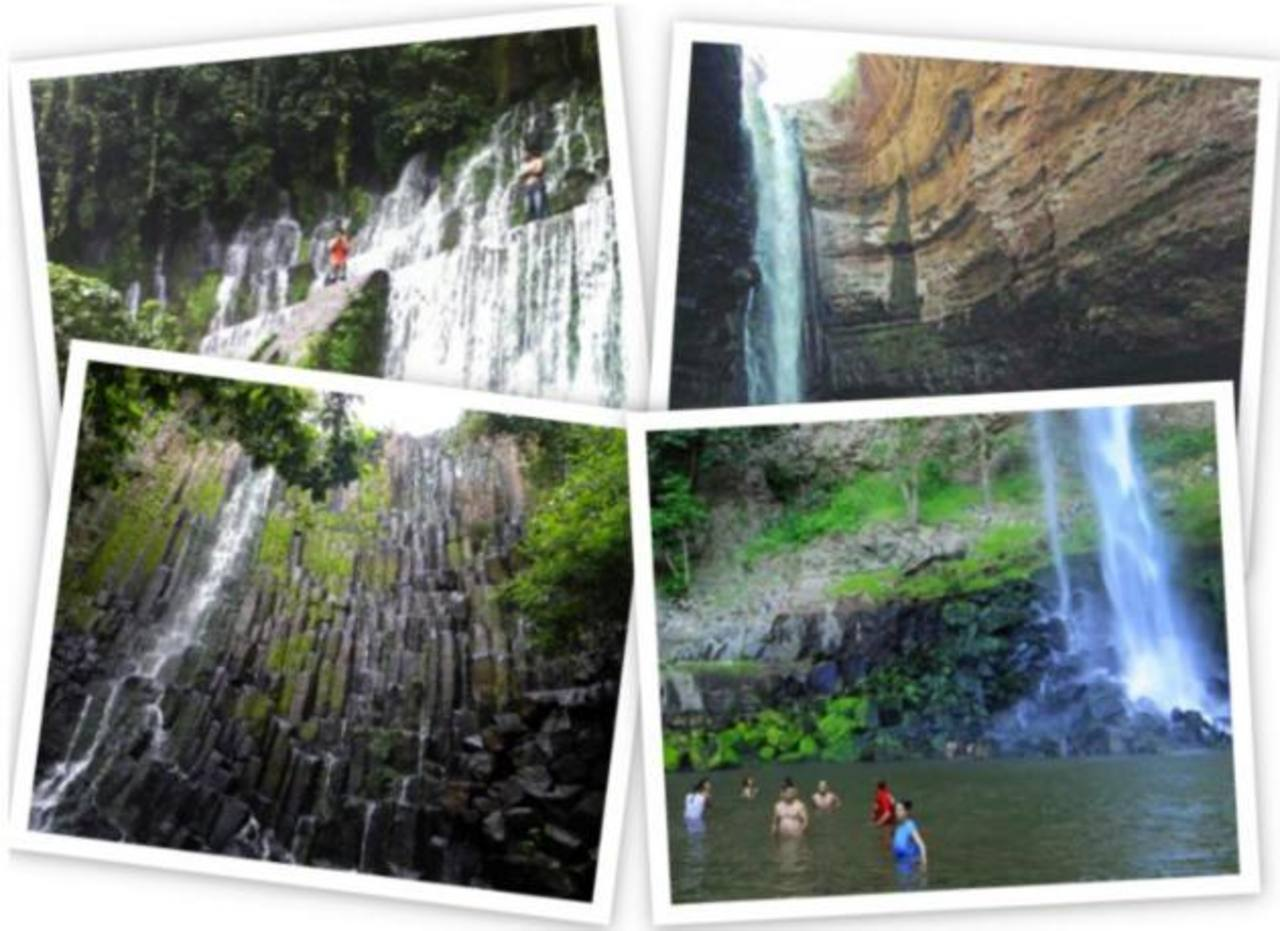 7 cascadas para refrescarse en las vacaciones agostinas