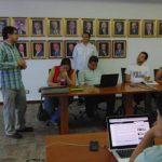 Capacitan a jóvenes en redes y periodismo ciudadano