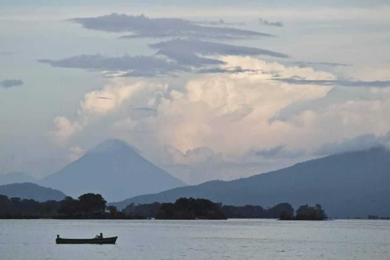 El canal nicaragüense se construirá sobre los grandes lagos.