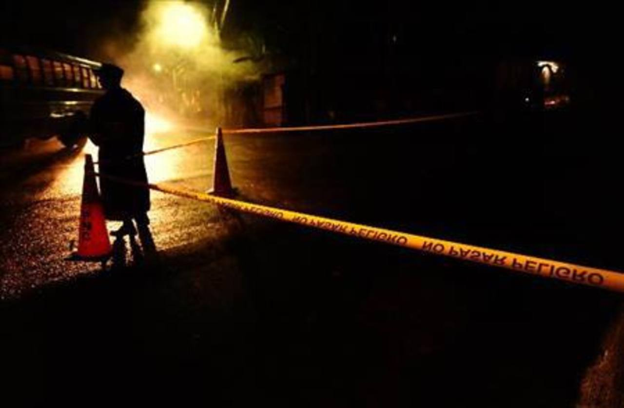 Fiscalía reporta 4 asesinatos en Sonsonate