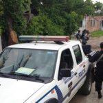 Tres detenidos tras intercambio de disparos con PNC en Quezaltepeque