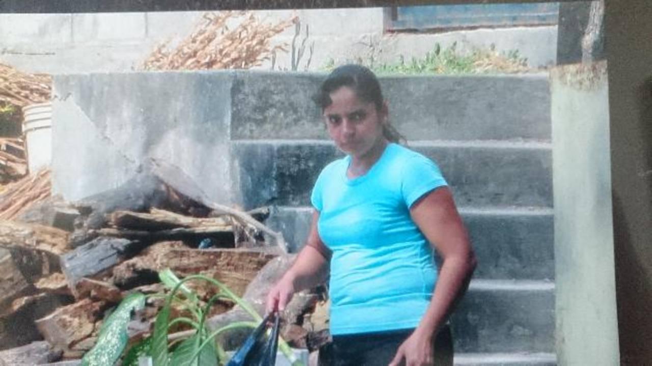 María Magdalena Mancía desapareció el 8 de mayo.