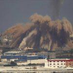 Más de 170 palestinos muertos en Gaza en siete días de ofensiva