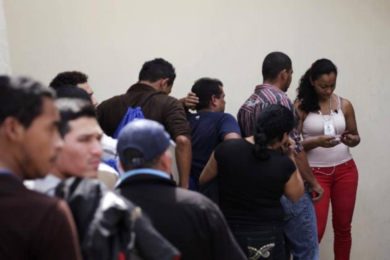 Alrededor de 2 millones de hondureños no tienen empleo