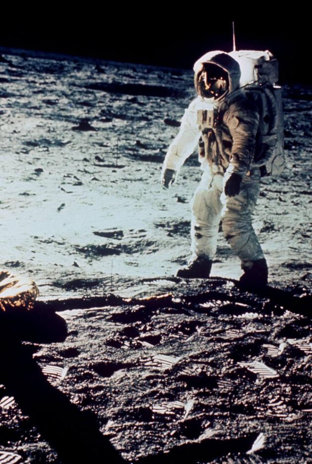45 años de la llegada del hombre a la Luna