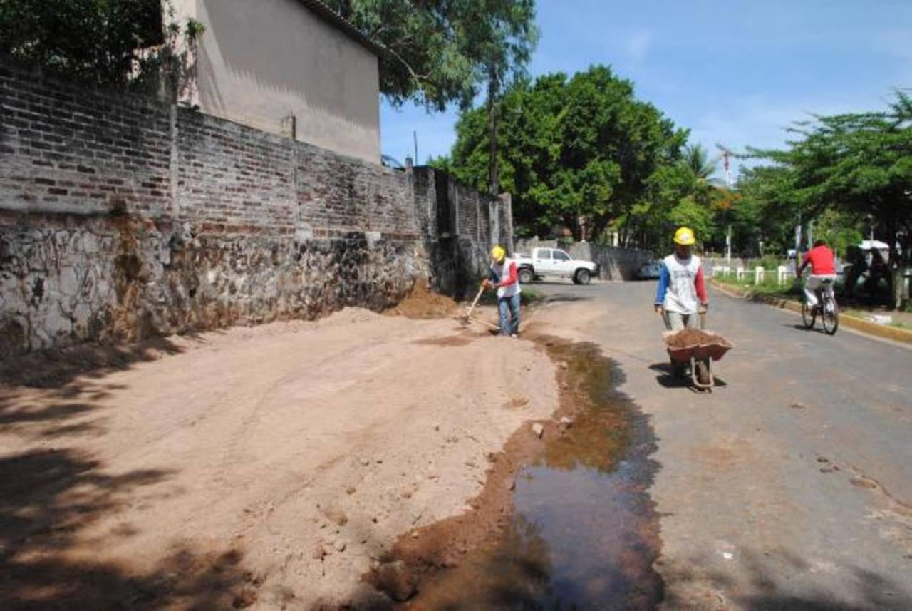 Comerciantes se ubicarían en esta zona, sin embargo, el exdirector del hospital dijo que no lo permitiría. Foto EDH / insy Mendoza
